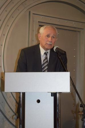Выступление представителя МИД РФ, главного советника 1 Департамента Азии Окнянского В.В