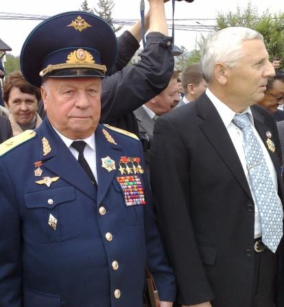 2. Улан-Батор, 2009г., нас наградили орденами Полярная Звезда