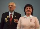 Фото с награжденным директором Музея космонавтики Артюхиной Н.В