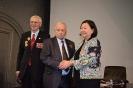 Награждение Посла Монголии медалью Общества За вклад в укрепление дружбы между Россией и Монголией