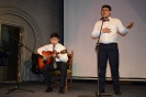 Монгольский студент поет на русском языке Русское поле