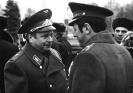 1.Поздравляю В. Горбатко с присвоением звания генерал-майор (1982г.)