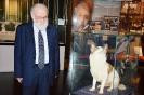 Встреча члена правления Общества Чурова В.Е. с одним из первых космонавтов